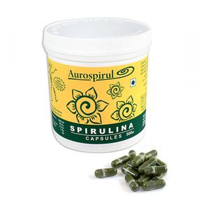 Спирулина (Spirulina) 500 капсул