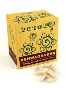 Ашваганда (Ashwagandha) 100 капсул