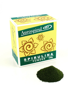 Спирулина(Spirulina) порошок 100 г